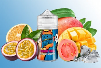 Passion Thrill - Rocket Empire Aroma tropischer Fruchtmix aus Guave, Passionsfrucht, Mango und Orange