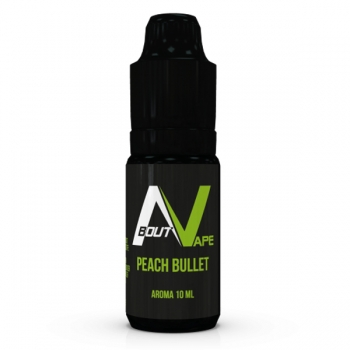 About Vape Pure Peach Bullet 10ml Aroma