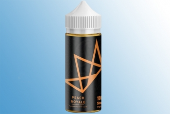 Peach Royale – Crownjuice 120ml Liquid