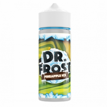 Pineapple Ice Dr. Frost Liquid 120ml (Ananas + Menthol)