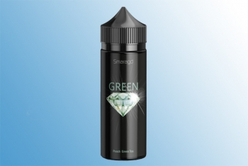 Smaragd Green 10ml Aroma + 120ml Chubby Liquidflasche