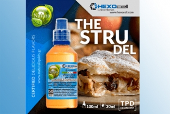 The Strudel! – Hexocell Shake & Vape 30ml/100ml