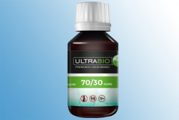 100ml Ultrabio Liquid Basis VPG 70/30