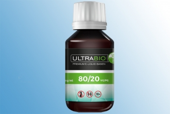 100ml Ultrabio Liquid Basis VPG 80/20
