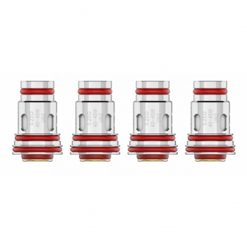 4 x Uwell Aeglos Coil 0,23 / 0,8 Ohm (1 Packung)
