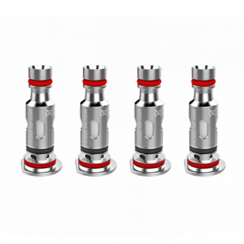 4 x Uwell Caliburn G Coil 0,8 / 1,0 Ohm (1 Packung)