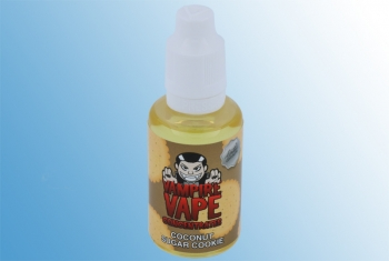 Coconut Sugar Cookie Vampire Vape 30ml Aroma (Kekse, Zuckerguss & Kokosstreuseln)