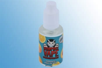 Orange and Peach Vampire Vape 30ml Aroma (Orangen + Pfirsiche)