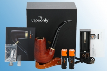 VapeOnly vPipe III Zen Pipe 18650 Kit