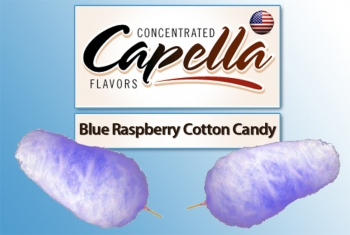Capella - Blue Raspberry Cotton Candy Aroma