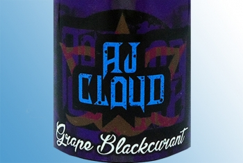 Grape Blackcurrant - AJ Cloud Liquid 50ml