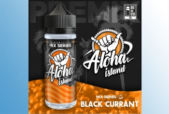 Black Berries Mix Aloha Island 120ml Liquid