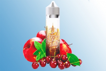 Magic Apple Aloha City Liquid 60ml (Apfel, Minze und Kirschen)