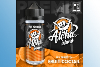 Fruit Mix Aloha Island 120ml Liquid