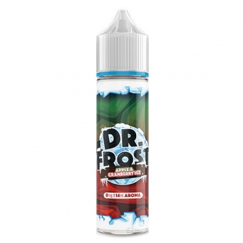 Apple and Cranberry Ice Dr. Frost Aroma 14ml / 60ml (Apfel und Cranberry eisgekühlt)