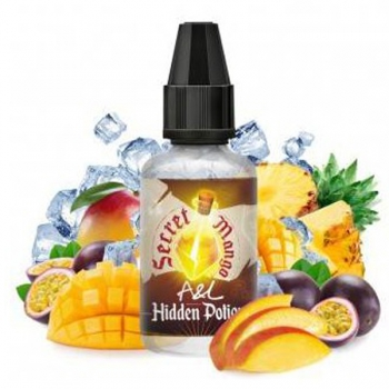 Secret Mango Hidden Potion Aroma 30ml (Mango, Ananas, Passionsfrucht, Kühle)