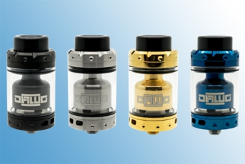 AsMODus X VaperSMD DAWG RTA 25mm Verdampfer