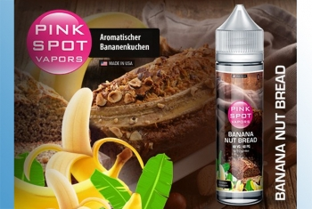 Banana Nut Bread - Pink Spot Liquid 60ml