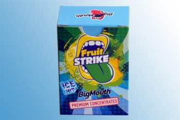 Fruit Strike Ice Hit BigMouth 10ml Aroma Zitrusmix Erfrischungsdrink mit Frische Kick