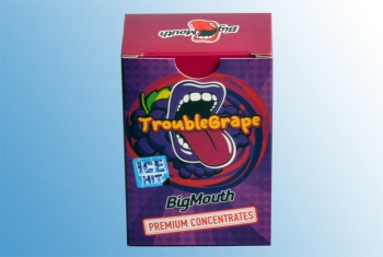 Trouble Grape Ice Hit BigMouth 10ml Aroma