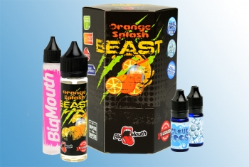 Beast Orange Splash 60ml Big Mouth Liquid
