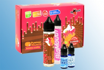Bubble Waffle 60ml Big Mouth Liquid