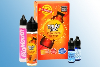 Cola loves Orange 60ml Big Mouth Liquid