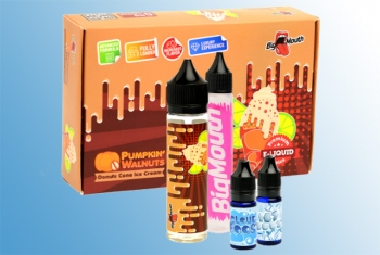 Donuts Cone Ice Cream 60ml Big Mouth Liquid