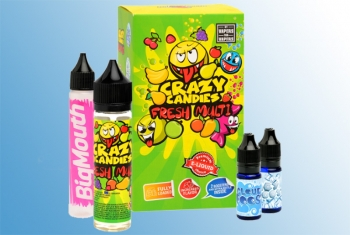 Fresh Multi 60ml Big Mouth Liquid