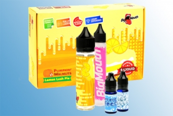 Lemon Lush Pie 60ml Big Mouth Liquid