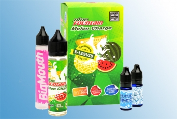 Melon Charge 60ml Big Mouth Liquid (Melone + Limonade)