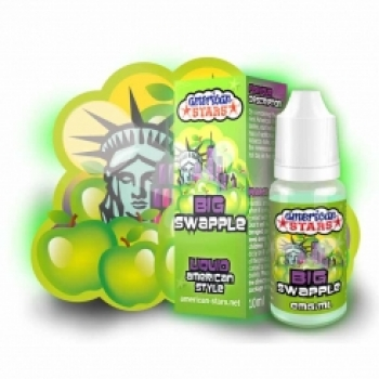 American Stars Big Swapple Liquid 10ml