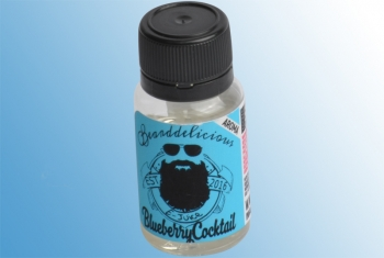 Bearddelicious Blueberry Big Vape Aroma
