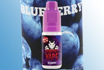 Blueberry Vampire Vape Liquid 10ml