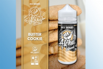 Butter Cookie Aloha Island 120ml Liquid