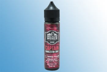 Captain Charleston Gray - Charlie Noble Shake&Vape 60ml