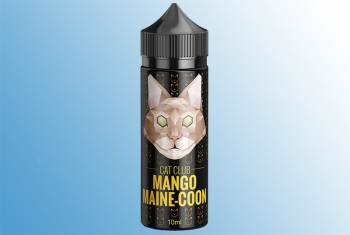 Mango Maine-Coon Cat Club 10ml Aroma