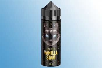 Vanilla Siam Cat Club 10ml Aroma