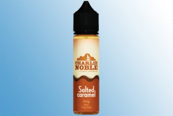 Salted Caramel - Charlie Noble Shake & Vape 60ml