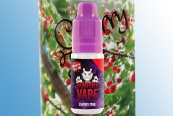 Cherry Tree Vampire Vape Liquid 10ml