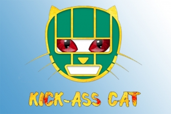 Copy Cat - Kick Ass Cat Aroma
