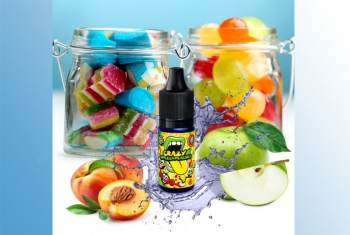 BigMouth Crazy Apples and Peaches Aroma