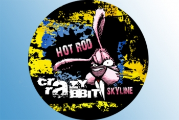 HOT ROD Crazy Rabbit Skyline Liquid 30ml