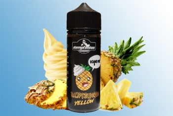 Dampfzwerg Yellow Dampfdidas by Dr. Kero 120ml Liquid