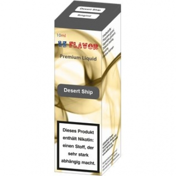 Desert Ship Beflavor Liquid 10ml