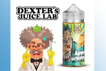 Apple Crumble - Dexter's Juice Lab Liquid 60ml