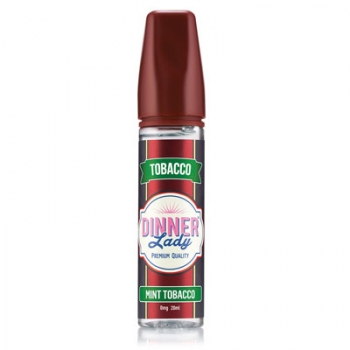 Dinner Lady Liquid Mint Tobacco 60ml