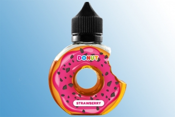 Strawberry – Donut Liquid 60ml