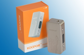 60W Koopor Mini 18650 TC