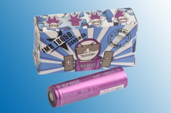 Efest 18650 Purple IMR 2900mAh